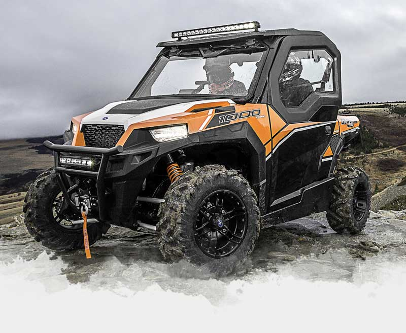 uk 39 s leading polaris dealer for ranger sportsman atvs utvs. Black Bedroom Furniture Sets. Home Design Ideas