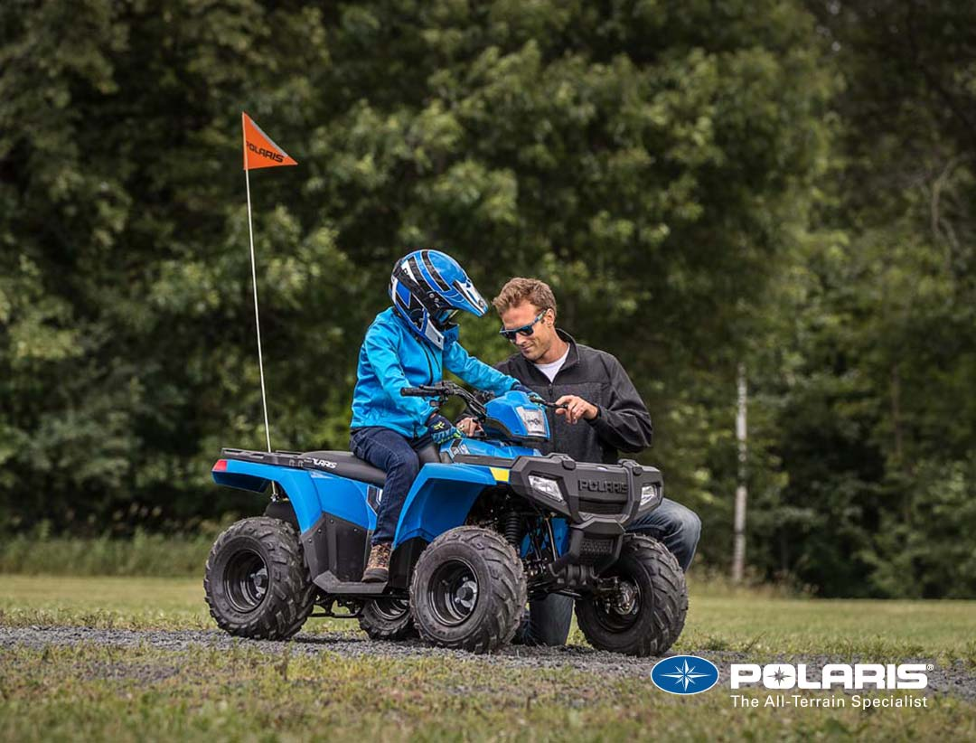 Sportsman 110 EFI Youth ATV