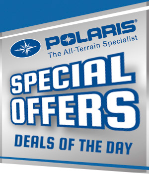 Polaris and ATV World Offers