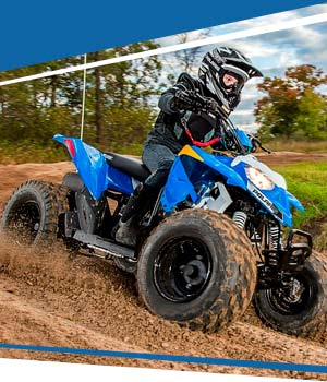 Polaris Youth ATV and SXS