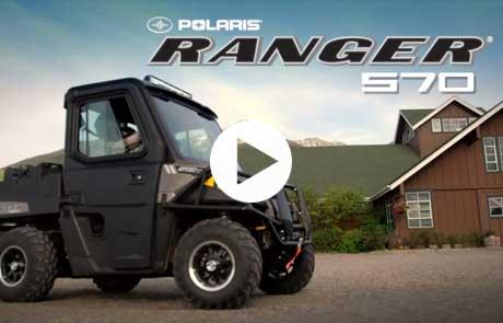 Polaris RANGER Mid-Size 570