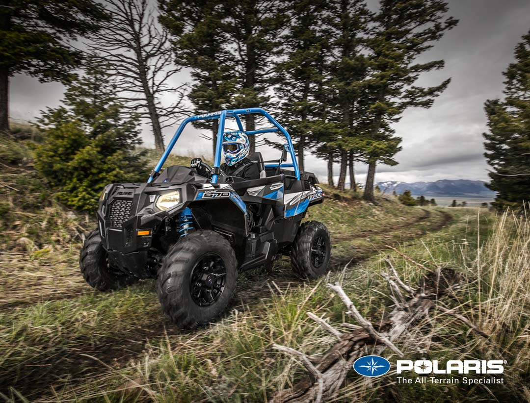 Polaris ACE 570 & 570 SP
