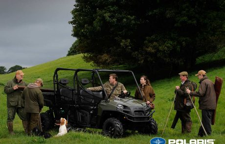 Polaris Ranger Crew Diesel