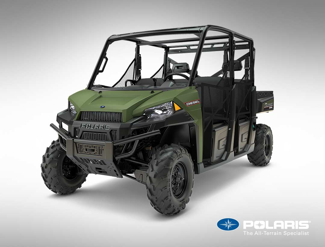 Polaris Ranger® : Utility Side by Sides / UTVs from #1 UK