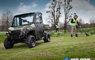 Polaris Ranger® Diesel Side by Side - from the UK's #1 Polaris Dealer