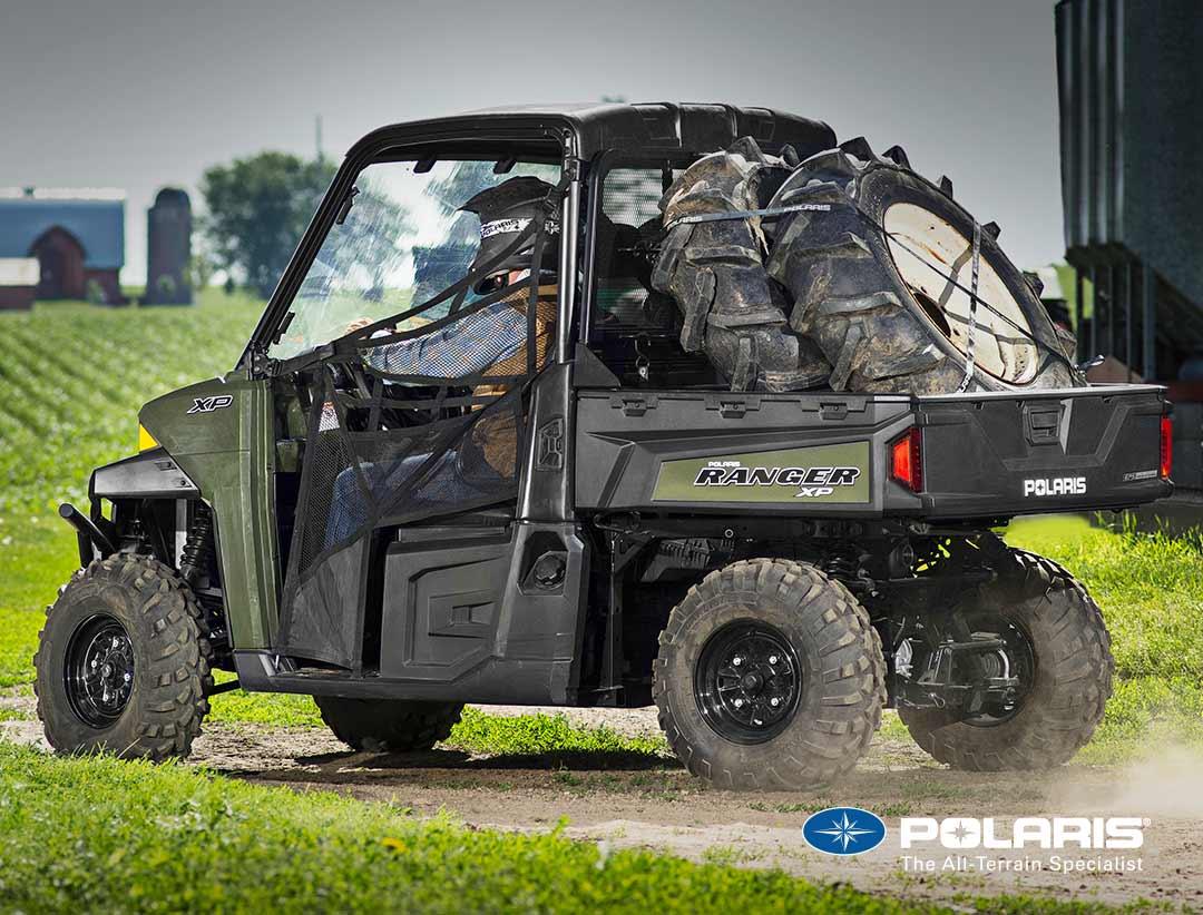 Polaris Ranger® : Utility Side by Sides / UTVs from #1 UK Polaris Dealer