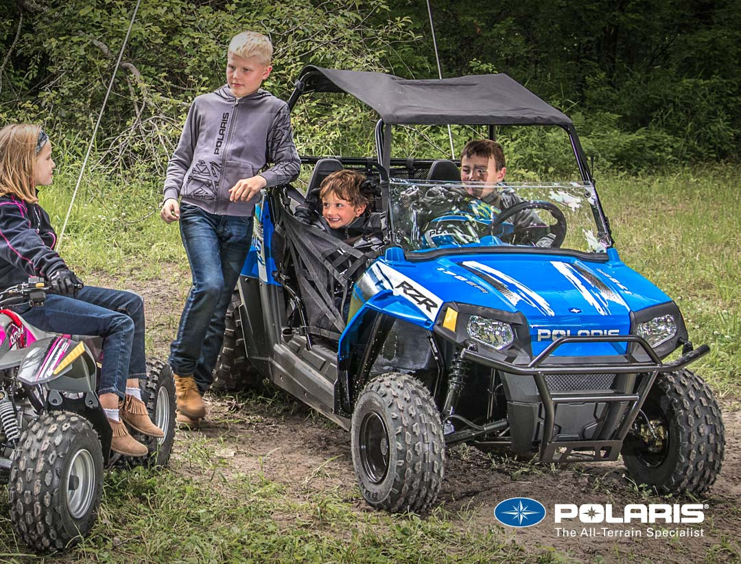 Youth Polaris RZR 170 EFI