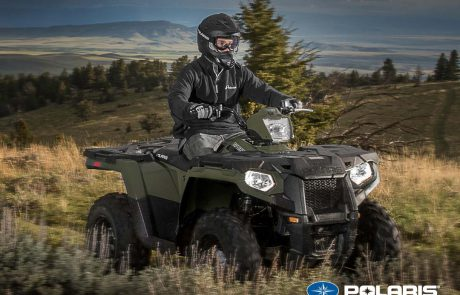 Polaris Sportsman 450 H.O