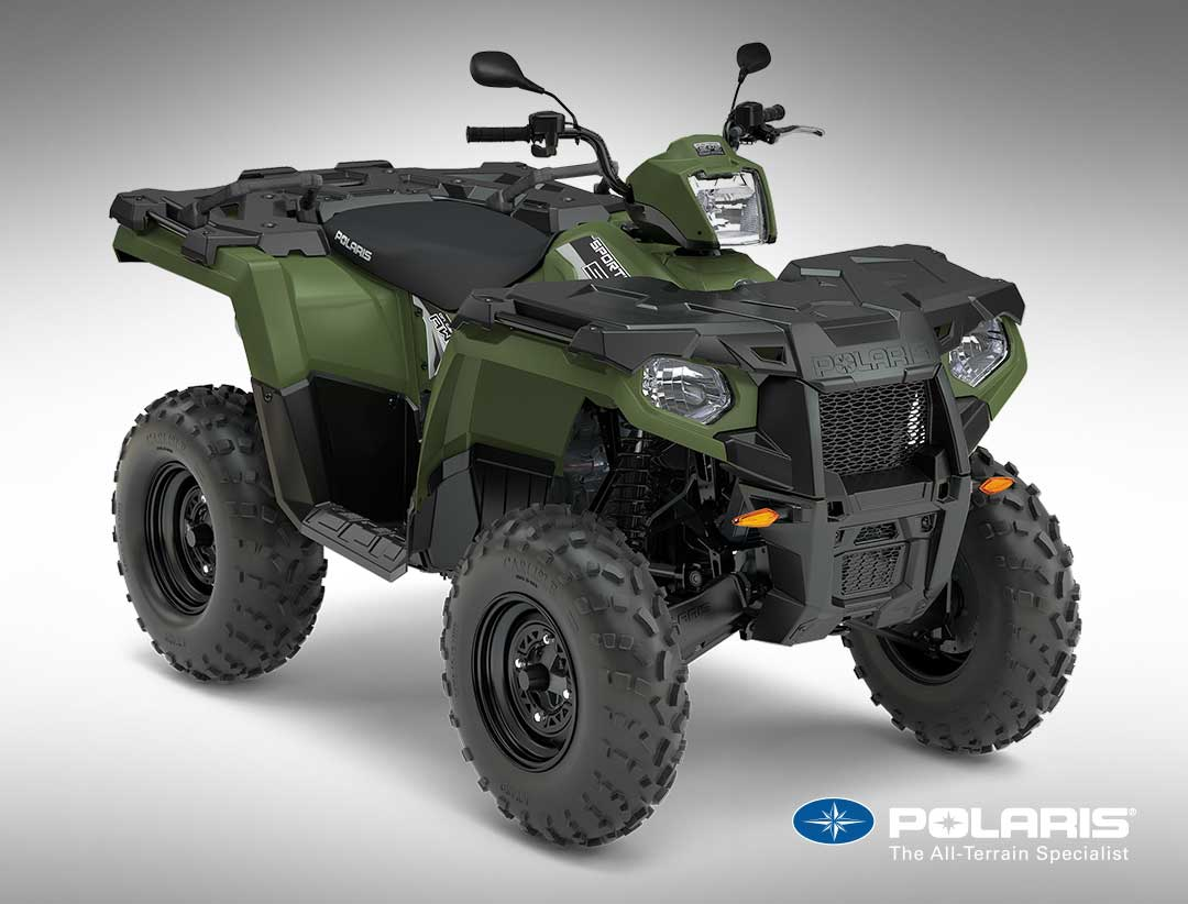 polaris sportsman atv choose from 450 h o 570 6x6 xp 1000. Black Bedroom Furniture Sets. Home Design Ideas