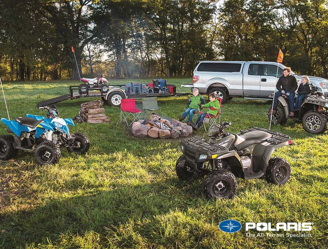 Polaris Outlaw Youth Range 2017