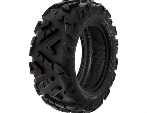 Pro Armor Attack Tyre – Front