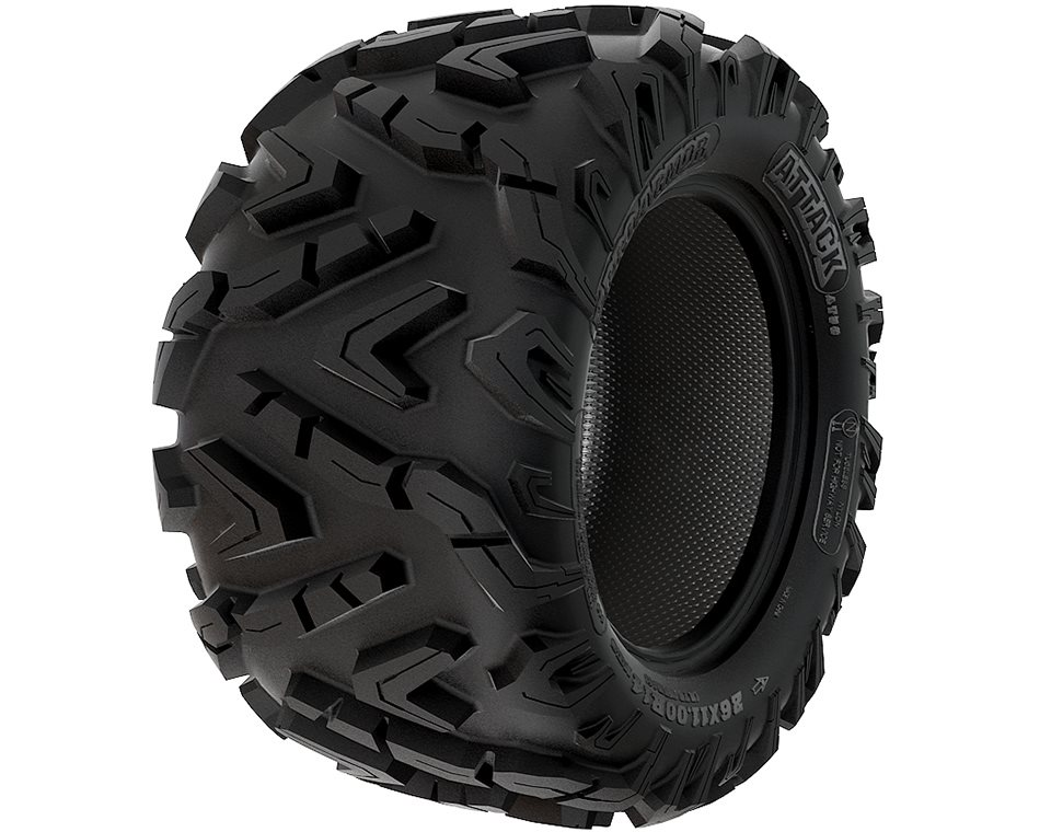 Pro Armor® Attack Tyre - Rear